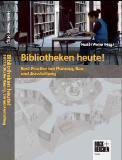 cover bibliotheken heute